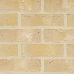 Кирпич керамический Oakington Buff ручная формовка Terca