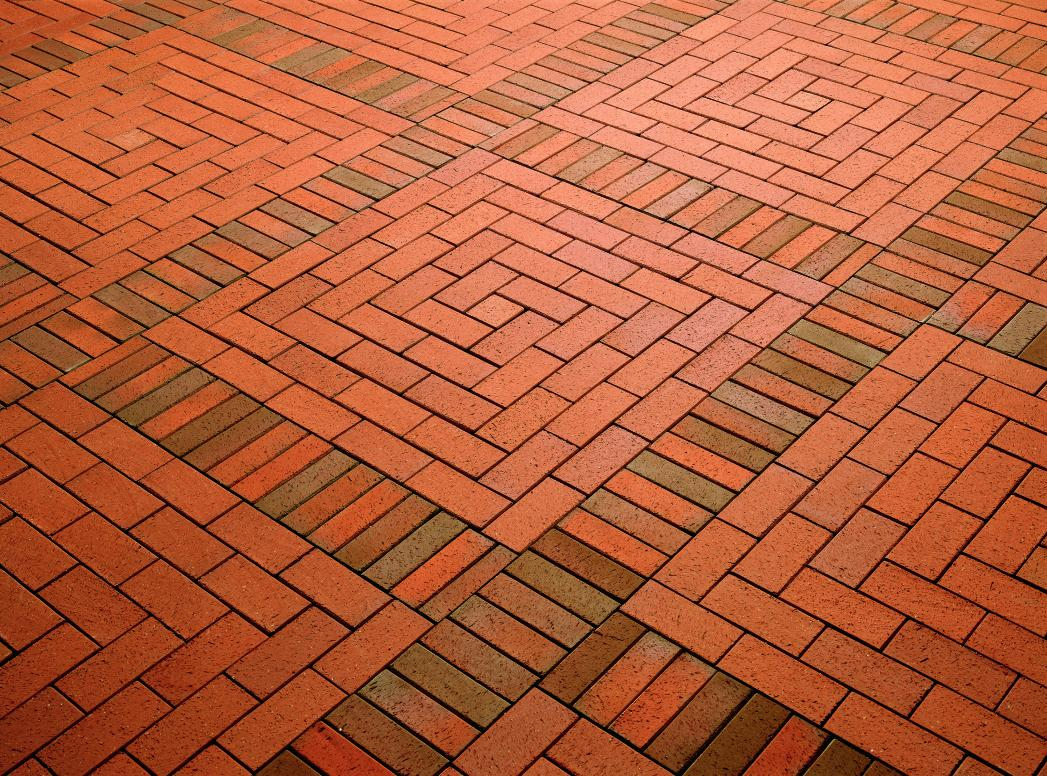 Тротуарная плитка кирпичик фото